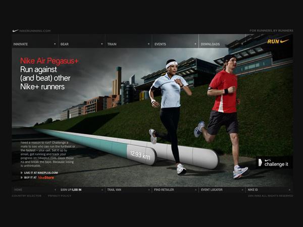 Nike Air Pegasus+