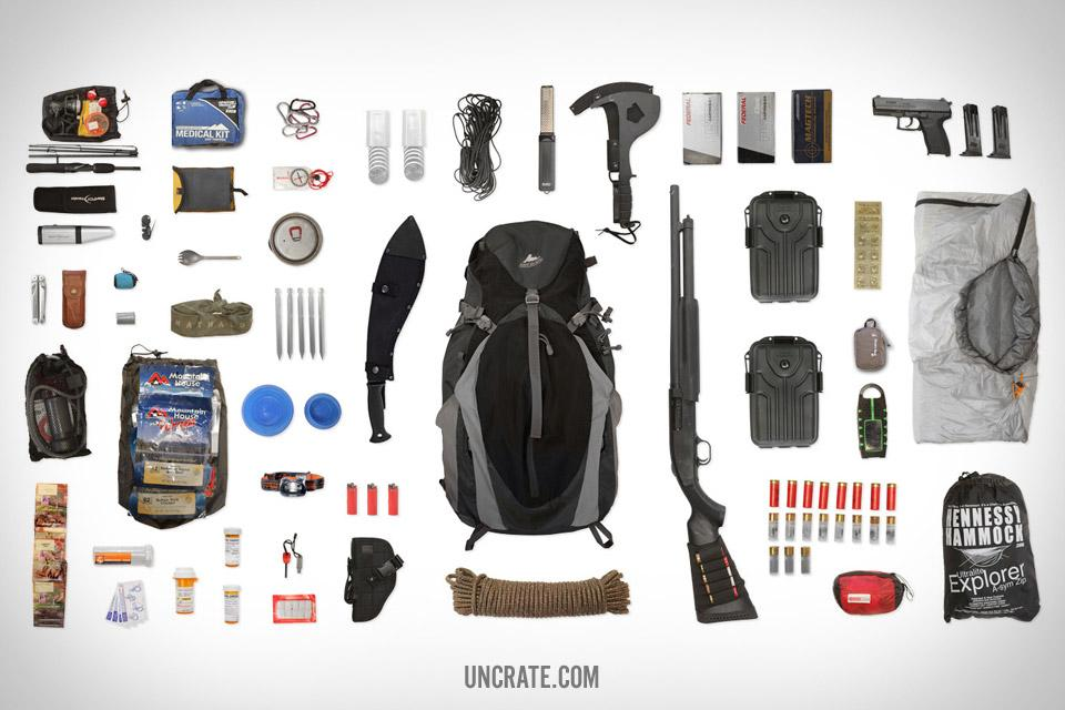 Equipment: Bug-Out Bag | Uncrate