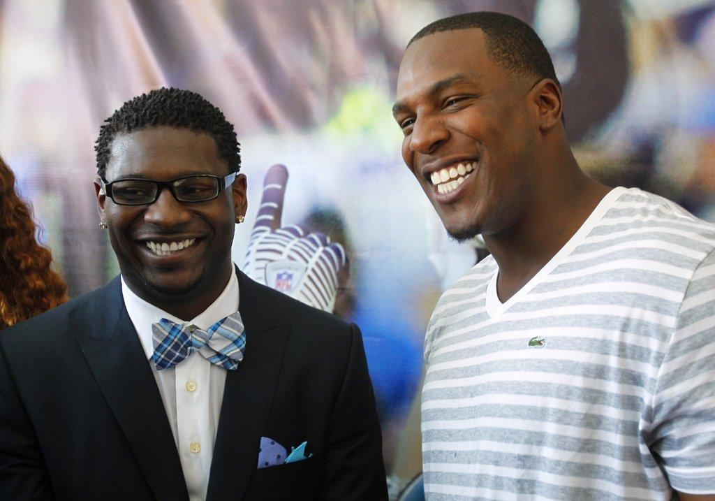Photo Gallery - LaDainian Tomlinson retirement | UTSanDiego.com