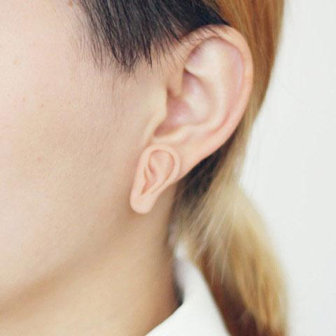 Micro-prosthetic jewellery lets you wear body parts — Lost At E Minor: For creative people