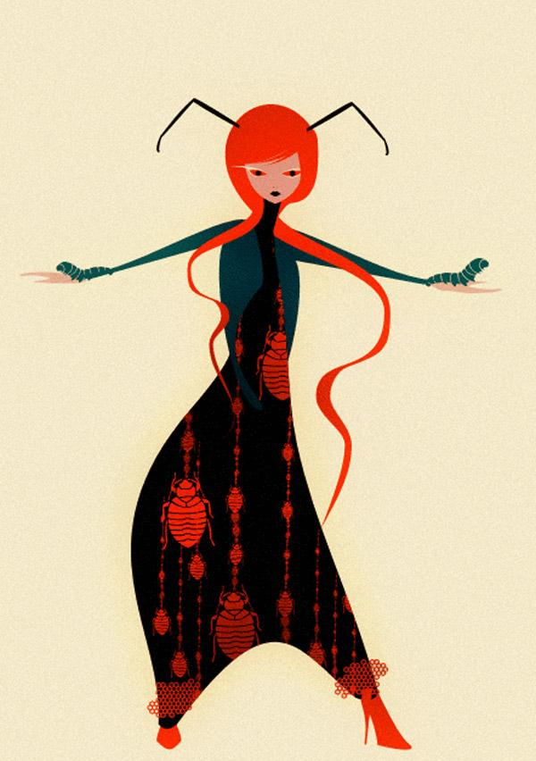 Cristian Grossi's New Fashion Illustrations | Trendland: Fashion Blog & Trend Magazine