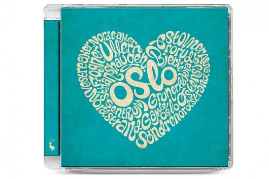Designspiration — CD Typography on Typography Served