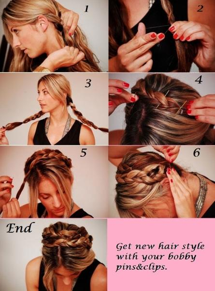 naughty hair look - StyleCraze