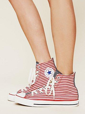Converse Americana at Free People Clothing Boutique