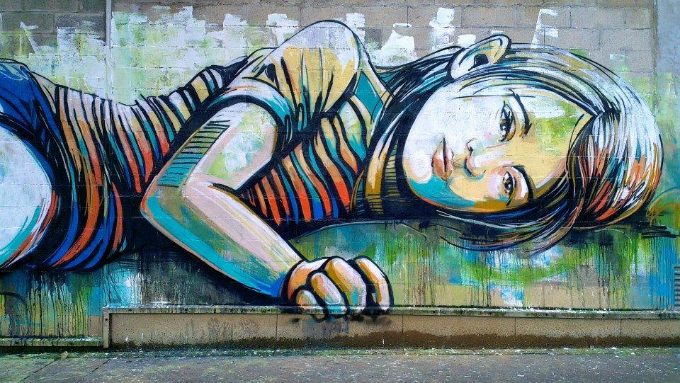 STREET ART UTOPIA » We declare the world as our canvasStreet Art by Alice in Vitry sur Seine, France » STREET ART UTOPIA