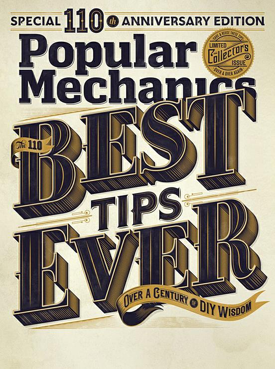 45 Remarkable Examples Of Typography Design #9 | inspirationfeed.com