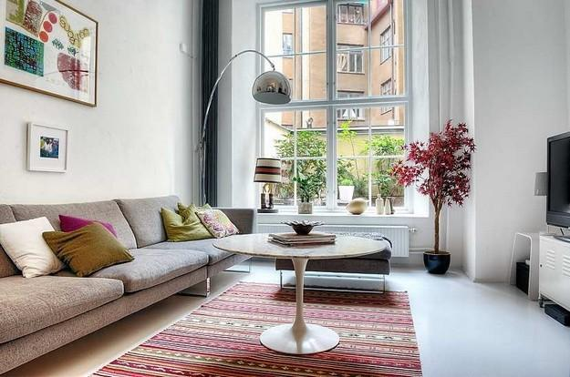 A apartment with a bit of New York City in Stockholm | Interior Design and Architecture blog magazine - Let me be inspired, Get inspired from different interior design and architecture.