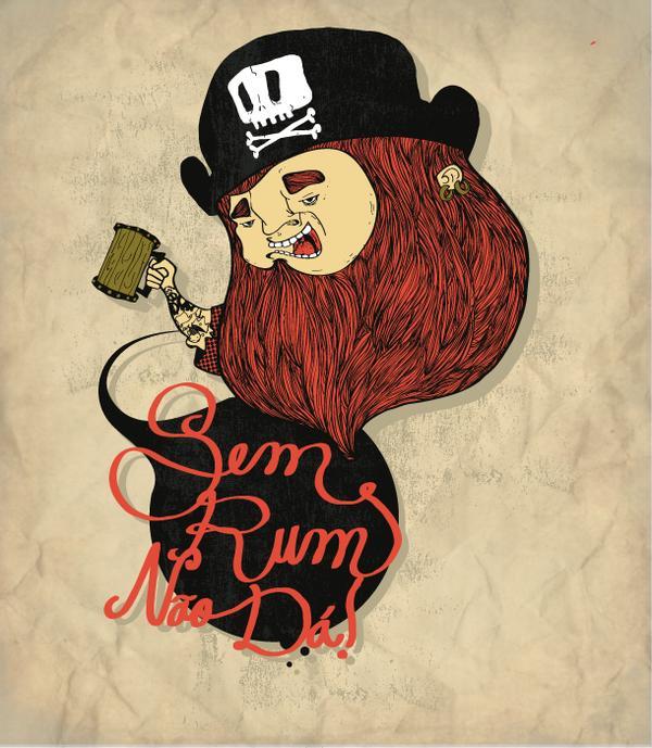 Sem rum não dá!