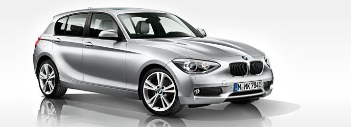 BMW 1 Series (5-door) : Exterior design