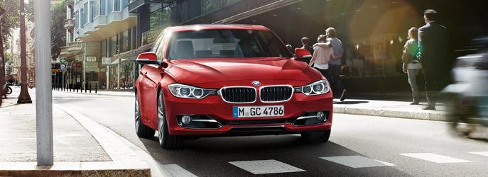 BMW 3 Series Sedan : Exterior design
