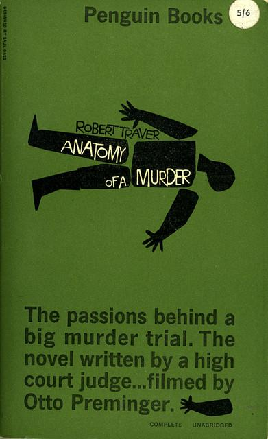 Anatomy of a Murder | Flickr - Photo Sharing!