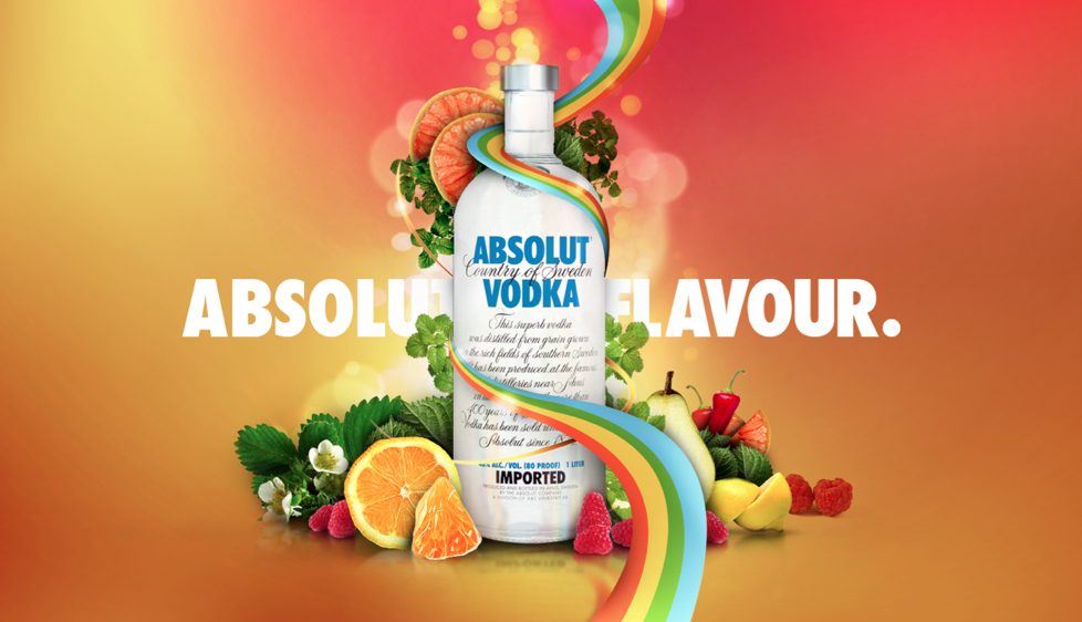 A World Icon: Absolut Vodka Advertisements and Designs | inspirationfeed.com