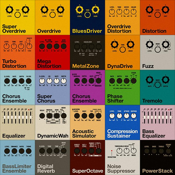 yuuri.co.uk : graphic archive : Effector for Audio Interface