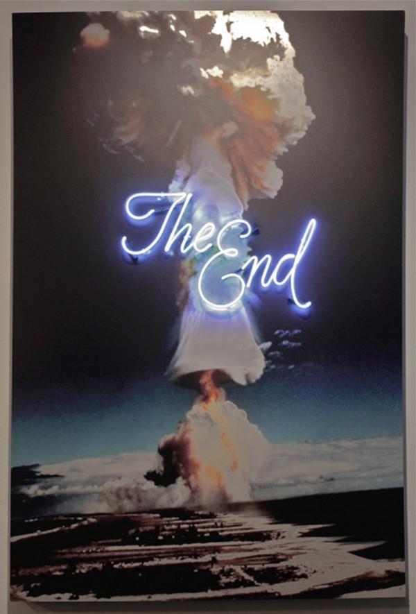 Oliva Steel's Neon Art   Trendland: Fashion Blog & Trend Magazine