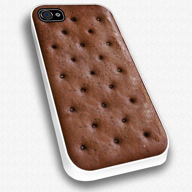 Fancy - Ice Cream Sandwich iPhone Case