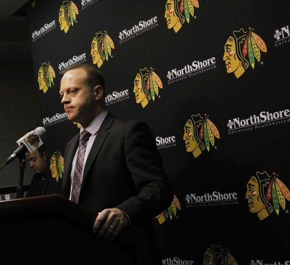 Hawks GM has work to do - chicagotribune.com