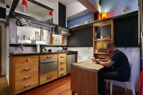 Tiny Houses:Small Spaces