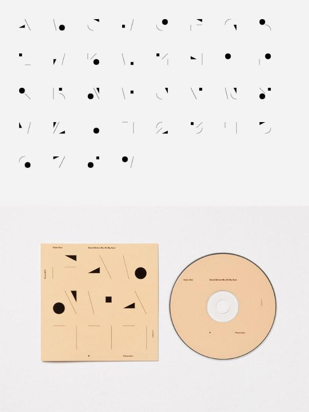 Les typographies de Mark Gowing | Ma Revue Web