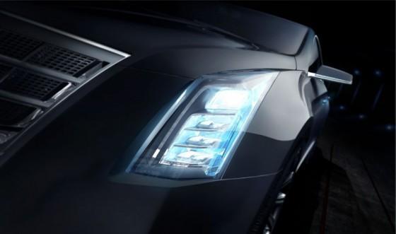Cadillac XTS Platinium Concept : Voiture présidentielle ?