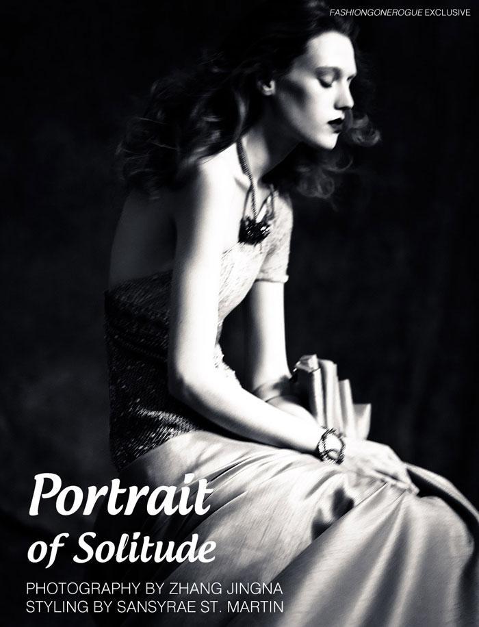 Fresh Face | Natasha Markova by Mathieu Vladimir Alliard