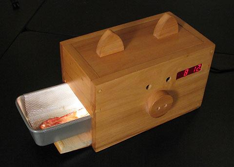 Alarm clock wakes you to the smell of cooking bacon — Lost At E Minor: For creative people