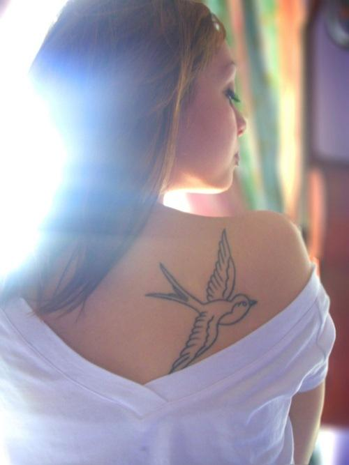 Sexy Tattoos for Girls – Part II | Tattoos Pictures