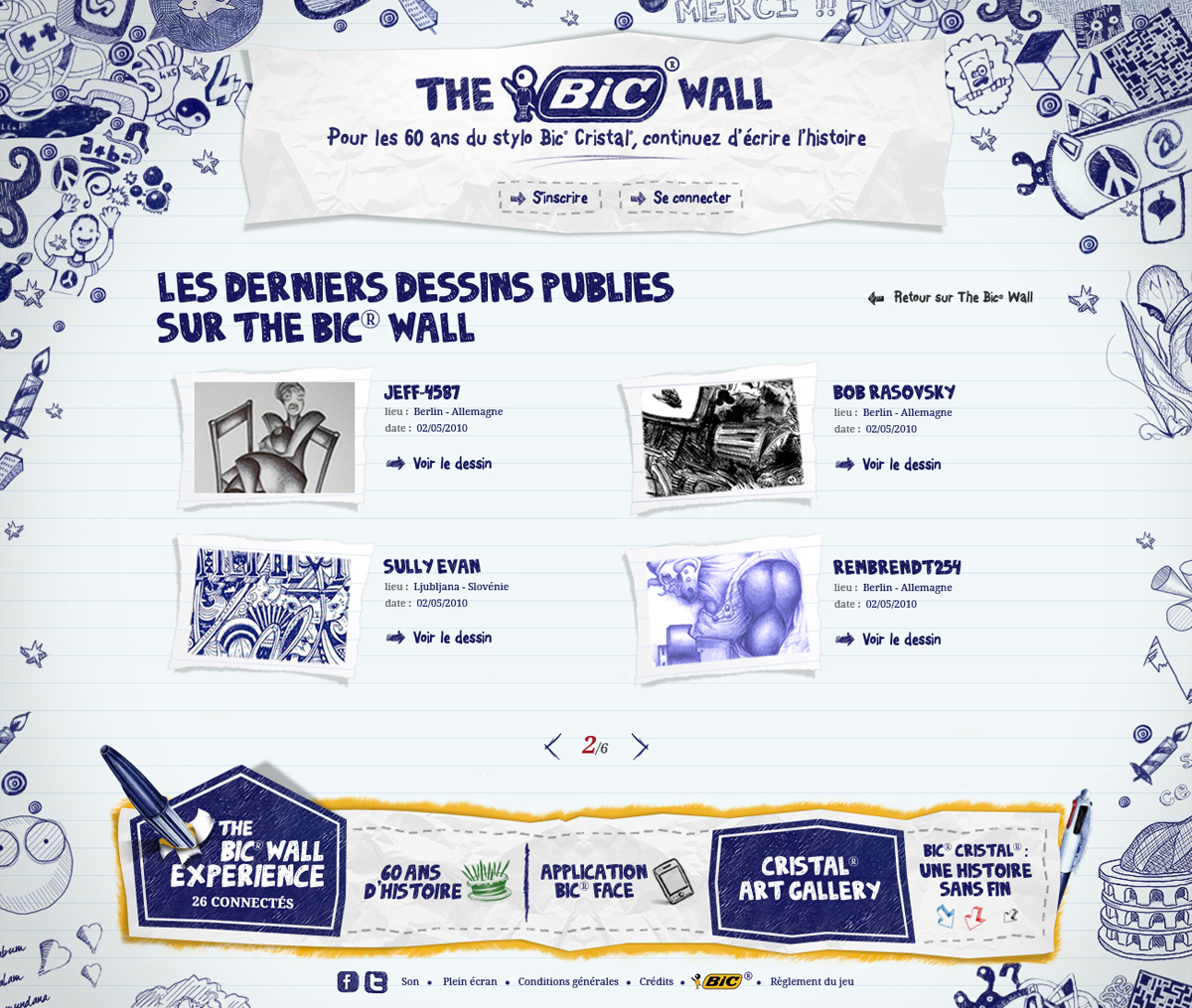 Big Youth - Bic : 60 ans du stylo Bic Cristal