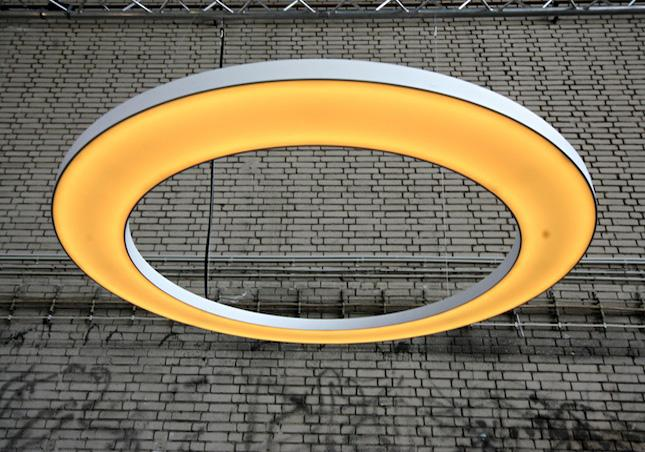 DMY BERLIN 2012 - Anello - LED Pendant or Wall Light - Sattler Objektlicht - Core77
