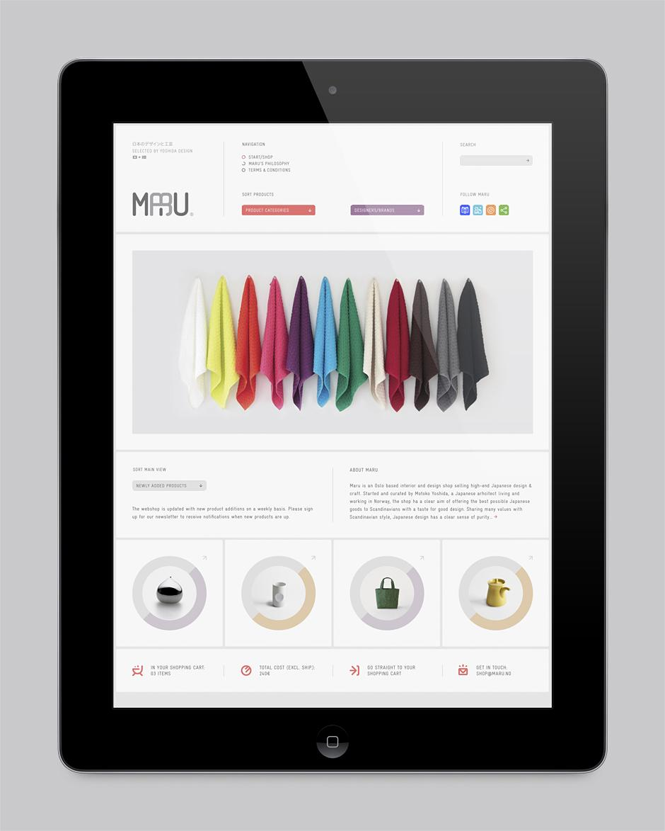 Maru / Lundgren+Lindqvist | Design Graphique