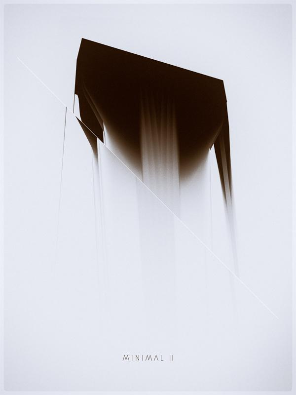 Minimal II & III / Atelier Olschinsky | Design Graphique