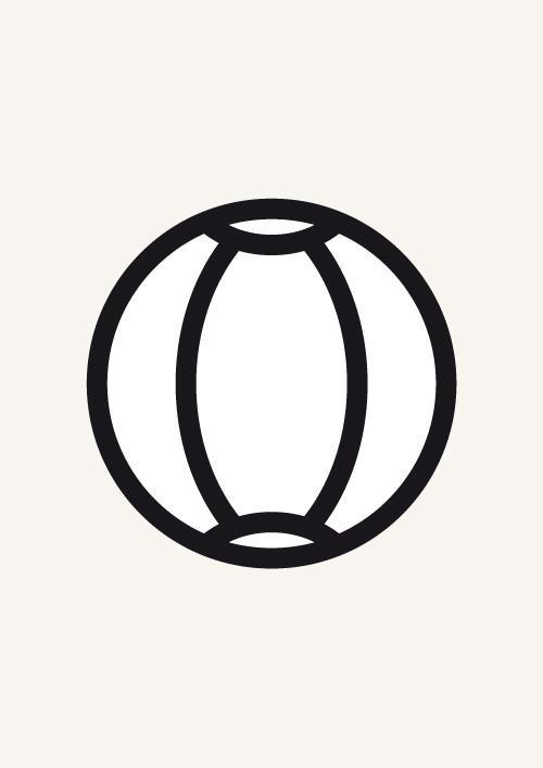 Icon Prints: Balls Serie
