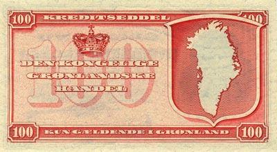 Groenland : La Couronne Danoise - Monnaie Groenlandaise