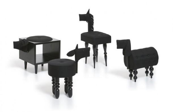 Animal Art Furniture by Biaugust Design