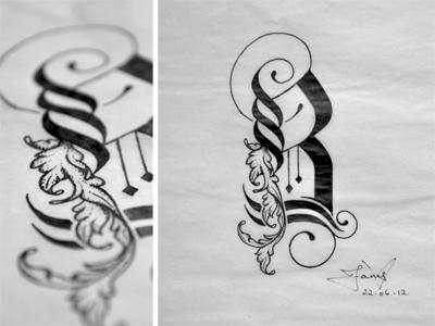 B by Faheema Patel