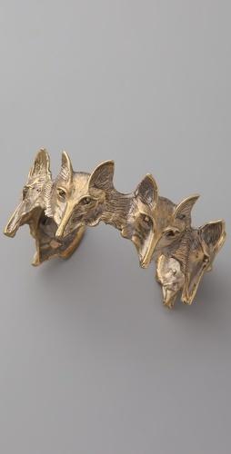 Adorn. / Alkemie Jewelry Fox Cuff
