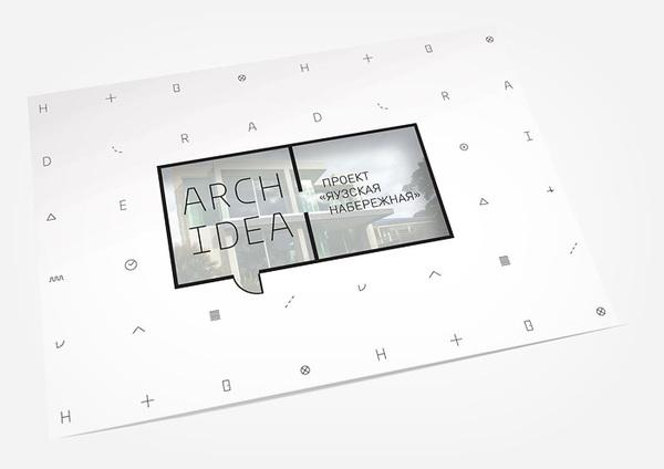 Arch Idea identity & website on