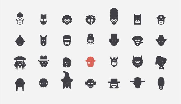bariol icons