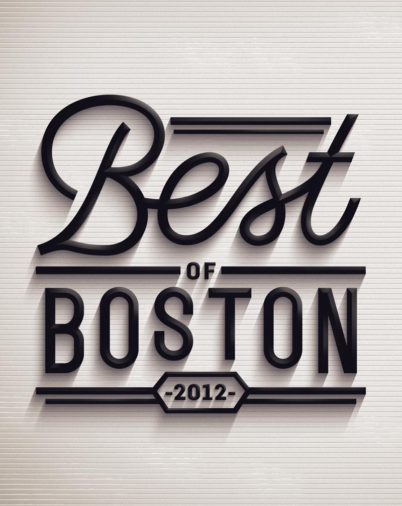 Best of Boston 2012 on