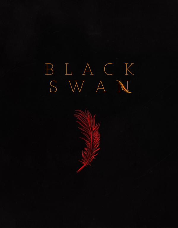 Black Swan - Poster Movie on