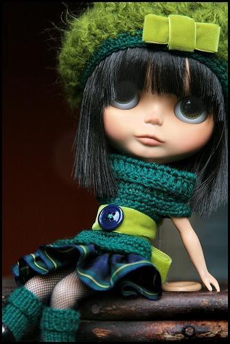 Blythe / Button & Bow Blythe