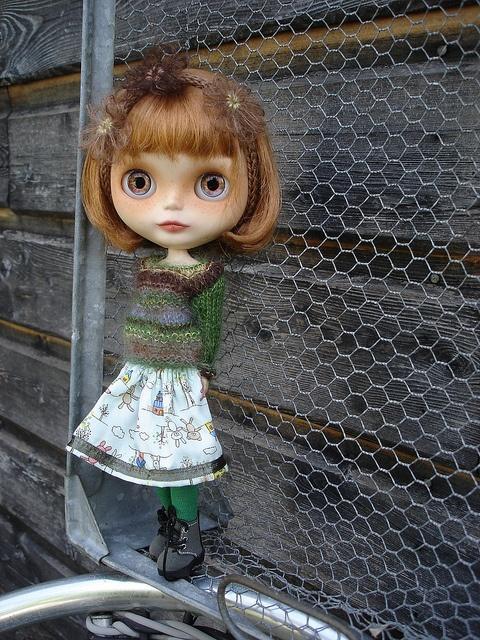 Blythe / sweetie <3