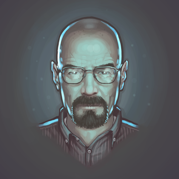 Breaking Bad Portraits on