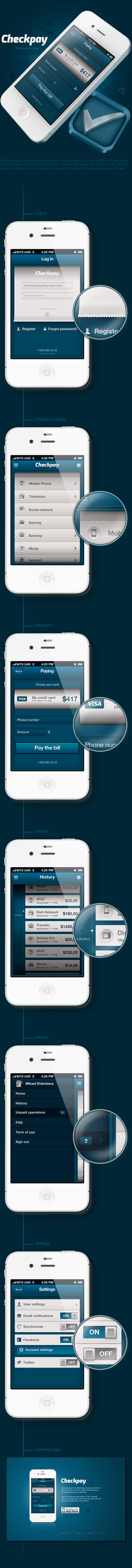 Checkpay App on