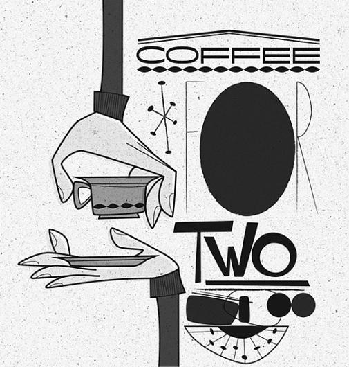 Coffee for Two | Flickr - Photo Sharing! — Designspiration