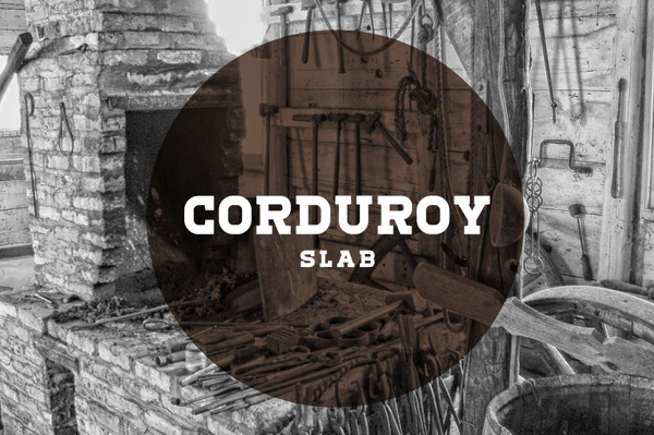Corduroy Slab | Free on