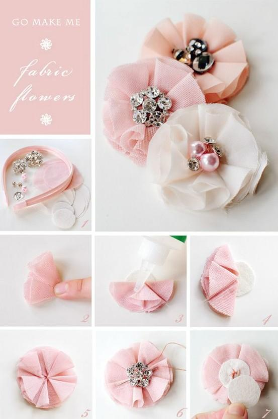 Crafts / DIY / beautiful diy flowers!