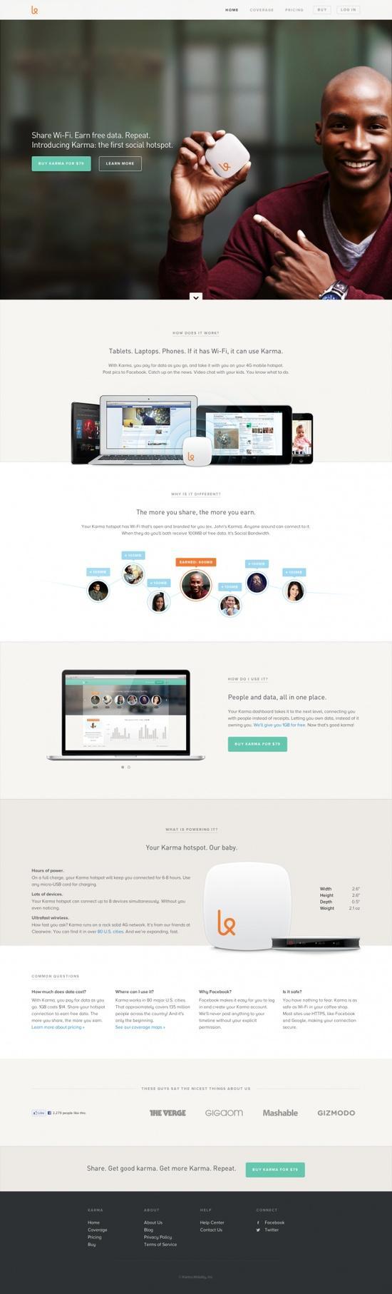 Design // Awesome Websites & UI