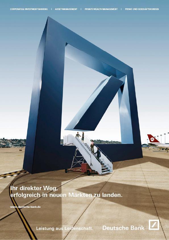 Deutsche Bank sur le réseau