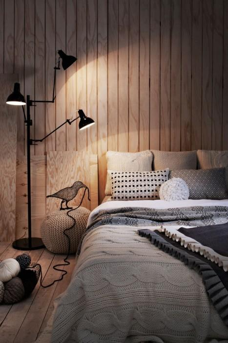 Dwelling / cute bedroom cosy