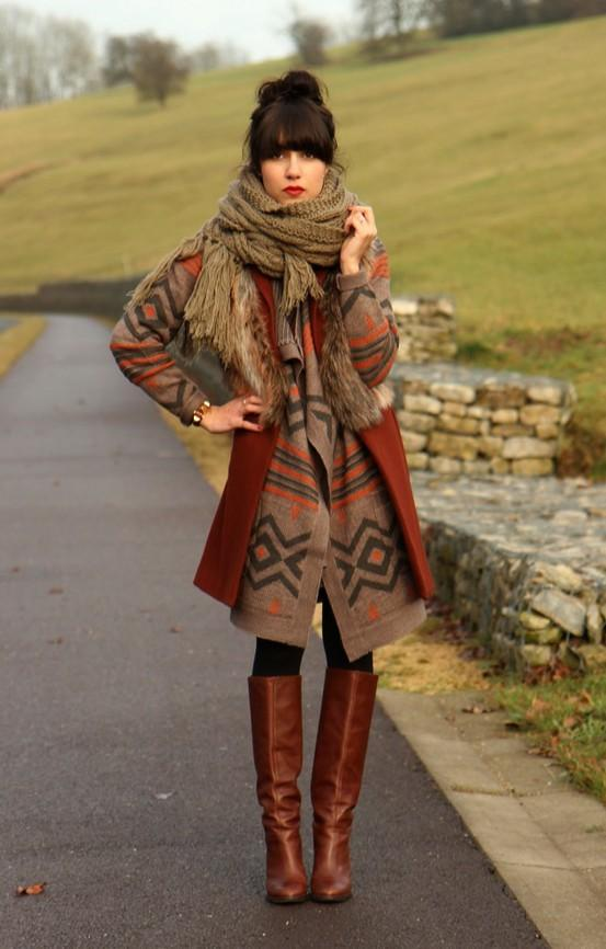 European People & Wardrobe / Winter/Autumn 20's style